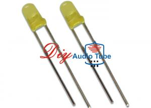 China Custom Luminous Intensity Blue Light Emitting Diode , 5mm LED Diode For Indicator on sale