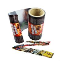 High Quality PE Plastic Clear Laminating Film Roll For Coffee Seasoning Packaging Film/Snack Sachet Cookie film