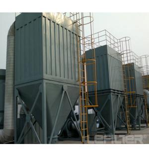 China 20000 cfm cartridge dust collector for sandblasting room on sale