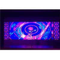 Slim Indoor Led Advertising Display Light Weight 4.81mm For Stage Rental