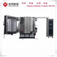 Thermal Evaporation Vacuum Metalizing Equipment High Yield For Car Light Reflector