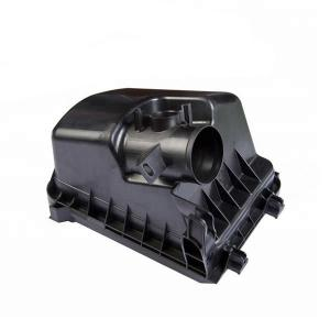China Moulded Plastic Components Coolant Radiator Water Tank For Motorcycle on sale