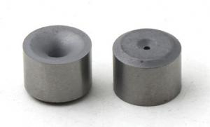 China tungsten carbide tools YG8 drawing die nibs hardness 90.5 HRA with OD 20 ID6 H16.5mm on sale