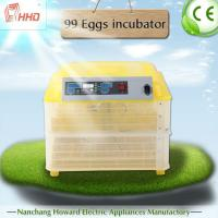 Poultry equipment Full automatic 96 egg incubator for hot sale