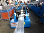 C Z U M Shaped  Purlin Roll Forming Machine With Hydraulic Punching and Cutting