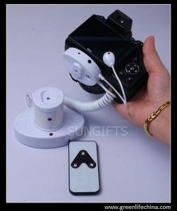 China Best security camera alarm holder with fashion white color good display stands on sale