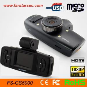China Car DVR Built-in GPS, recording travel speed, driving track on sale