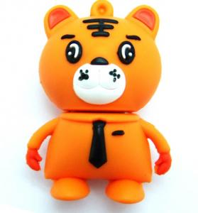 China custom 2GB, 4GB, 8GB, 16GB cartoon usb flash drive on sale