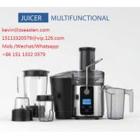 China 800W Multi-functional Juicer EJ03BP / World Wide Patent Double Layer Filters 2.0 Liters Juicer Produced by Easten on sale