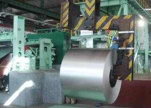 China Chromated 610mm SGCC Aluzinc Steel Coils and Sheet with Regular Spangle on sale