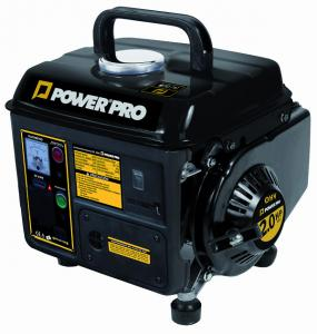 Quality 100% Copper Portable Gasoline Generator , OEM AC Single Phase Small Gas for sale