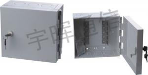 China Easy Install Outdoor Cable Distribution Box / Fiber Optic Distribution Box YH3003 on sale