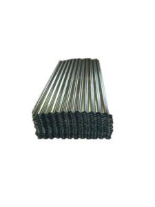 China Wavy Tile Cold Rolled Corrugated Galvanized Steel Sheet Metal Panels ISO Approved on sale