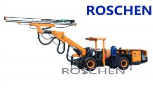 China Full Hydraulic Crawler Drilling Rig Machine Multi Functional Rotary Drilling Rig Model RS-1800 on sale