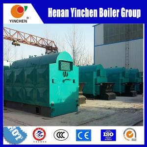 China Anthracite Horizontal Steam Boiler Coal Fired Sufficient Output 1t/h-20t/h on sale