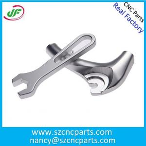 China Custom Fabrication Services 5 Axis CNC Machining Aviation Parts on sale
