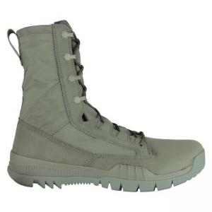 China Lightweight Military Tactical Boots Security Synthetic Canvas Upper on sale