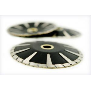 Diamond contour cutting blade for grainte sink hole cut outs T shape blade