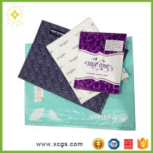 China Custom printed mailing bag/Plastic poly mailer bag/poly bubble mailer on sale