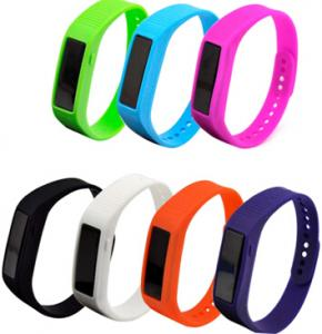 China 2015 Smart Watch Wristband Health Bracelet Sport Partner for Kids Wholesales on sale