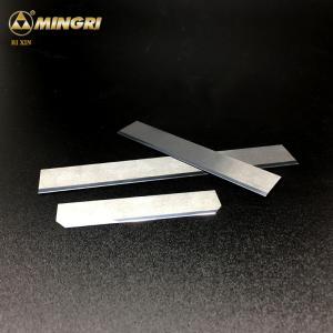 China Widia Cemented Tungsten Carbide Strips Fiberglass Wood Cutting Blades Cutter Knife on sale