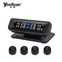 China Wifi Tyre Pressure Monitor 433mhz Digital Smart TPMS Tyre Pressure Sensor on sale