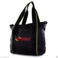 LEGEND TRACK TOTE BLACK TRAVEL SHOPPING BAG PURSE GYM SPORTS DIAPER BEACH-fitness bag-yoga
