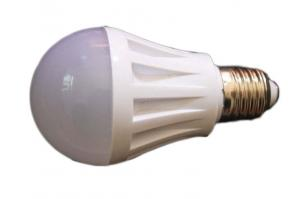 China Dimmable 6W E27 LED Bulb Warm White CREE Chips 460 - 500lm on sale