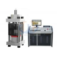 Automatic Concrete Testing Machine Manual Control And Hydraulic Loading