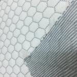 Cool Feeling Hexagonal Air Layer Fabric Dyed 46% Nylon/54% Polyester