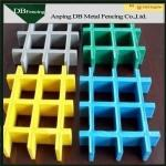 FRP Fiberglass Reinforced Plastic Grating For Stair Treads / Walkways / Drainage Cover