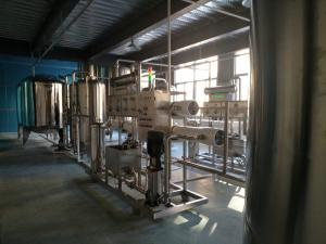 China Touch Screen Complete Bottled Water Production Lines With Reverse Osmosis System on sale