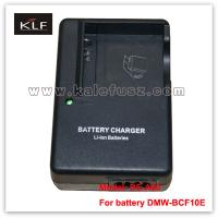 camera charger DE-A60 for Panasonic camera battery BCF-10E