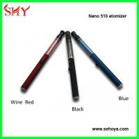 mini e cigarette atomizer vision nano 510 atomizer 510 electronic cigarette huge vapor