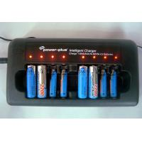 DC 12V/1A  8 slots nimh/nicd rechargeable batteries charger BC-1029