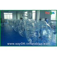 Funny Inflatable Sports Games Transparent Inflatable Walk Zorb Ball