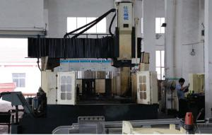 China Heavy Industry Custom Machining Services Processing Large Structural Parts on sale
