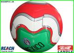 PVC Official Size And Weight Of Soccer Ball Size 2 / Soccer Team Balls