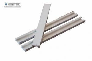 China 6061  T5 / T6 Aluminium Construction System metal flat bar  powder coating , electrophoresis on sale