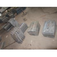 Industrial Cr26 Grinding Mill Liners High Abrasion Performance