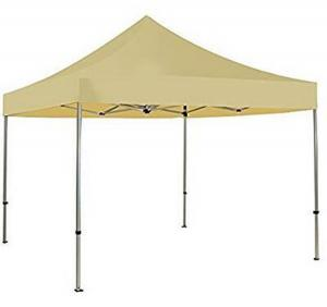 China Commercial Trade Show Event Tents CMYK Heat Transfer Printing Simple Installation on sale