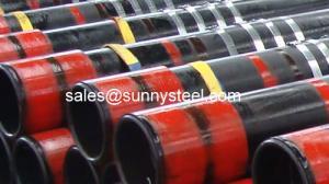 China SunnySteel es fabricante de cubierta de espec. 5CT del API y tubería con de alta calidad on sale