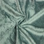 plush fleece fabric for cushion Velboa slipper fabric fabric price per yard
