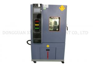 China Laboratory Temperature Test Chamber Long Lifetime With Refrigerant RS23 / R404A on sale