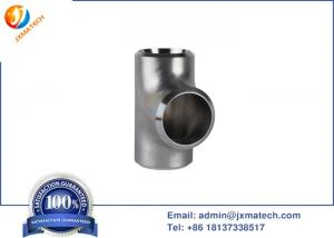 China Hastelloy C 276 Reducing Tee Pipe Fitting , Uns N10276 Reducing Branch Tee on sale