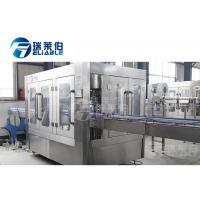Rotary Alcohol Glass Bottle Filling Machine Automatic LiquidFiller Equipment