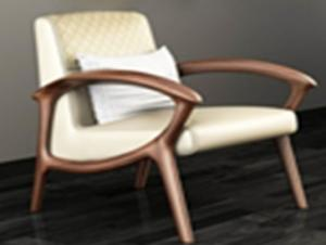 China Durable European Solid Wood Furniture Sofas And Armchairs Uphostered Seater on sale