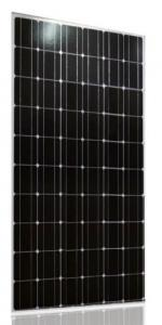 China 270W Monokristalline Pv Module Black Color Withstand High Wind - Pressure on sale