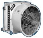 YXHC-005/100W/K/air-air/noyau d'échangeur de chaleur de contre-courant