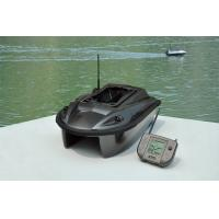 400M Intelligent Wireless Remote Control Bait Boat (Fish Finder Model) with Twin-hull